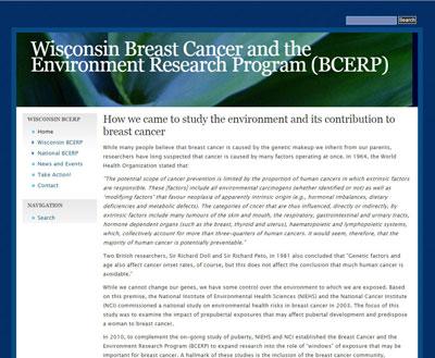 Wisconsin BCERP