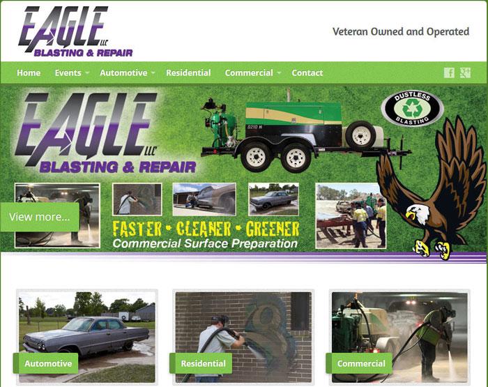 Eagle Blasting & Repair