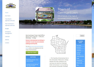 Town of Germantown