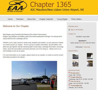 EAA Chapter 1365